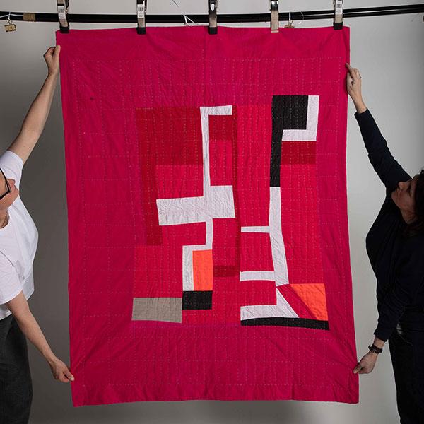 Arrange Whatever Pieces Come Your Way Quilts-7-600