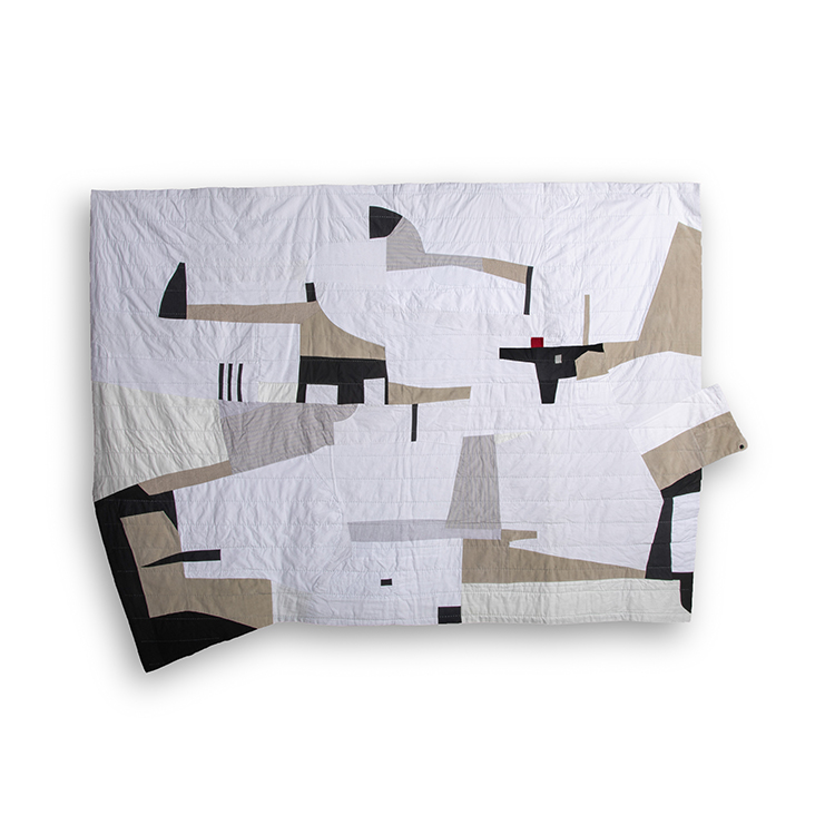 Arrange Whatever Pieces Come Your Way. Handmade Quilts by Sheelagh Boyce & Annabelle Harty,